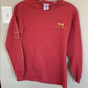 Simply southern long sleeved shirt